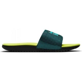 Boty Děti pantofle Nike PALAS UNISEX NIÑO  KAWA SLIDE SE1 CW1657 Modrá