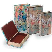 Bydlení Kufry, úložné boxy Signes Grimalt Papírová Krabice 4. Září Units Multicolor