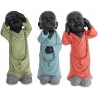 Bydlení Sošky a figurky Signes Grimalt Buddha No Go-Oye-Speech V Září 3U Multicolor