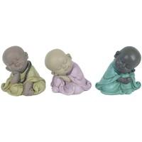 Bydlení Sošky a figurky Signes Grimalt Buddha 3 Různé Spaní Multicolor