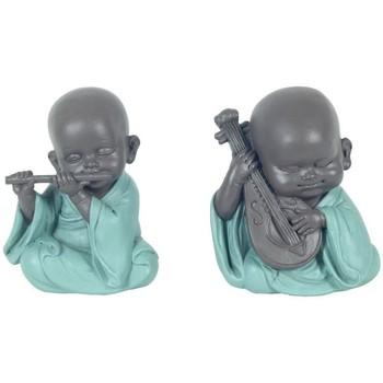 Bydlení Sošky a figurky Signes Grimalt Buddha V Září 2U Multicolor