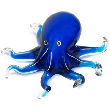 Bydlení Sošky a figurky Signes Grimalt Chobotnice Azul
