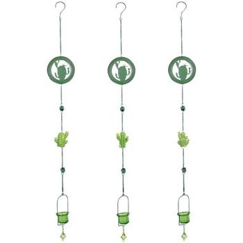 Bydlení Slavnostní dekorace Signes Grimalt Přívěsek Kaktusu T-Lite 3U Verde
