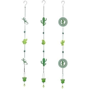 Bydlení Slavnostní dekorace Signes Grimalt Přívěsek Kaktus T-Lite 3U Verde