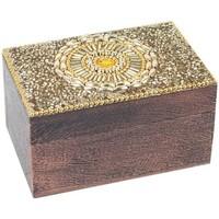 Bydlení Kufry, úložné boxy Signes Grimalt Obdélník Dorado