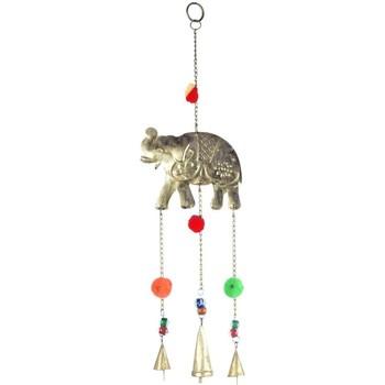 Bydlení Slavnostní dekorace Signes Grimalt Slon Přívěsek Bambule Multicolor