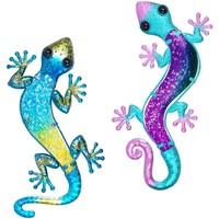 Bydlení Sošky a figurky Signes Grimalt Mobile Lagarto 2 Různé Multicolor