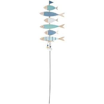 Bydlení Slavnostní dekorace Signes Grimalt Adorno Palo Fish Multicolor