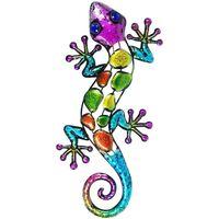 Bydlení Sošky a figurky Signes Grimalt Ještěrka Multicolor