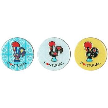 Bydlení Sošky a figurky Signes Grimalt Magnetic Gallos 3U Multicolor