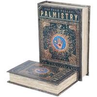 Bydlení Kufry, úložné boxy Signes Grimalt Kniha Věštění 2U Boxy Verde