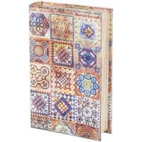 Bydlení Kufry, úložné boxy Signes Grimalt Book Box Multicolor