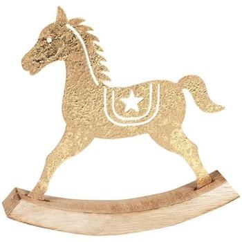Bydlení Vánoční dekorace Signes Grimalt Naklápění Koně. Dorado