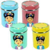 Bydlení Koše, bedny Signes Grimalt Tea Box 4. Září Units Multicolor