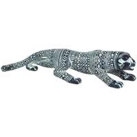Bydlení Sošky a figurky Signes Grimalt Leopard Gris