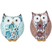 Bydlení Sošky a figurky Signes Grimalt Owl 2.Září Units Multicolor
