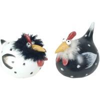 Bydlení Sošky a figurky Signes Grimalt Beak Bird Dlouhé Vlasy 2U Multicolor