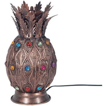 Bydlení Stolní lampy Signes Grimalt Stolní Lampa Marrón