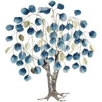 Bydlení Obrazy, plátna Signes Grimalt Strom S Spadané Listí Azul