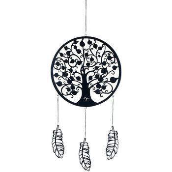 Bydlení Slavnostní dekorace Signes Grimalt Visí Strom Života Negro