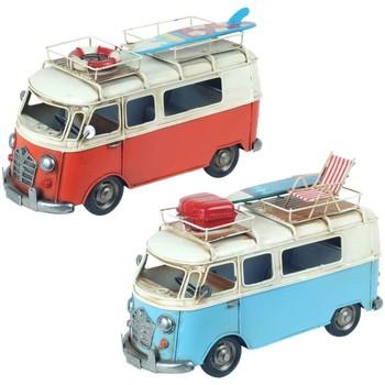 Bydlení Sošky a figurky Signes Grimalt Kov Autobus V Září 2U Multicolor