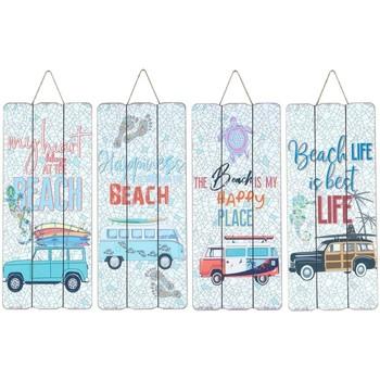 Bydlení Obrazy, plátna Signes Grimalt Surfovací Deska 4 Dif. Multicolor
