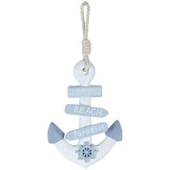 Bydlení Slavnostní dekorace Signes Grimalt Anchor Přívěsek Azul
