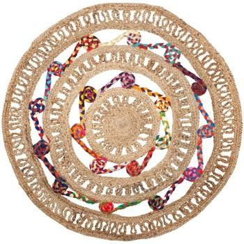 Bydlení Koberce Signes Grimalt Juty Colors Red Carpet Beige