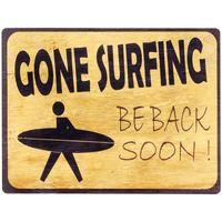 Bydlení Obrazy, plátna Signes Grimalt Stěna Deska Gone Surfin Amarillo