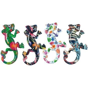 Bydlení Sošky a figurky Signes Grimalt Magnetic Lizard 4 Dif. Multicolor