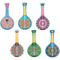 Bydlení Sošky a figurky Signes Grimalt Magnetická Mandolína Set 6U Multicolor
