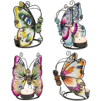 Bydlení Sošky a figurky Signes Grimalt Butterfly Set 4 Jednotky Multicolor