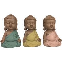 Bydlení Sošky a figurky Signes Grimalt Linda Buddha 3.Září Units Multicolor