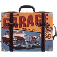 Bydlení Obrazy, plátna Signes Grimalt Adorno Suitcase Garáž Wall Azul