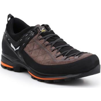 Boty Muži Pohorky Salewa MS MTN Trainer 2 61371-7512 brown, black