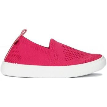 Boty Děti Nízké tenisky Big Star HH374102 Bílé, Růžové