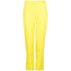 Textil Ženy Kalhoty Pinko  Žlutá