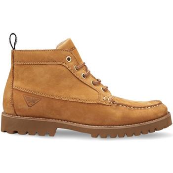 Boty Muži Kotníkové boty Docksteps DSM105304 Žlutá
