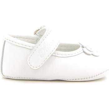 Boty Děti Bačkůrky pro miminka Chicco 01056413000000 Bílý