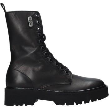 Boty Ženy Kotníkové boty OXS OXW102000 Černá