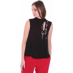 Textil Ženy Halenky / Blůzy Nenette 26BB-FERLY Černá