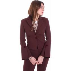 Textil Ženy Saka / Blejzry Nenette 26BB-BAVENO Červené