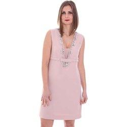 Textil Ženy Krátké šaty Nenette 26BB-AIRINA Růžový