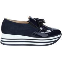 Boty Ženy Street boty Grace Shoes MAR016 Modrý