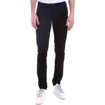 Textil Muži Kalhoty Gaudi 021GU25037 Černá