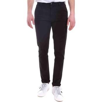 Textil Muži Mrkváče Gaudi 021GU25014 Černá