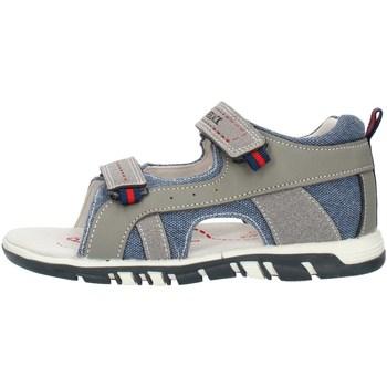 Boty Chlapecké Sandály Lumberjack SB42106005X84 Šedá