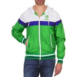 Textil Muži Bundy Franklin & Marshall MELBOURNE Zelená / Bílá / Modrá