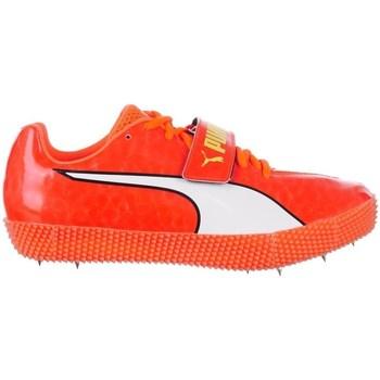 Puma Běžecké / Krosové boty Evospeed High Jump 4 - Červená