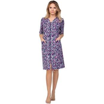 Textil Ženy Pyžamo / Noční košile Regina Noční košile 384 blue